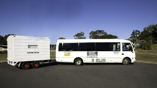 We hire up to 33 seater buses, driver supplied or dry hire