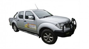 rent a ute rockhampton yeppoon